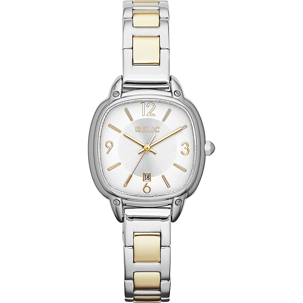 Relic Corinne Two Tone Relic Watches