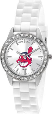 Game Time Frost-MLB Cleveland Indians - Game Time Watches