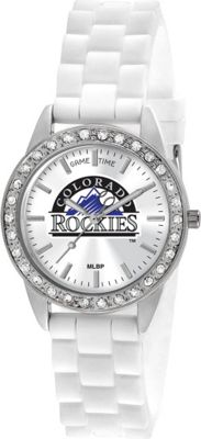 Game Time Frost-MLB Colorado Rockies - Game Time Watches