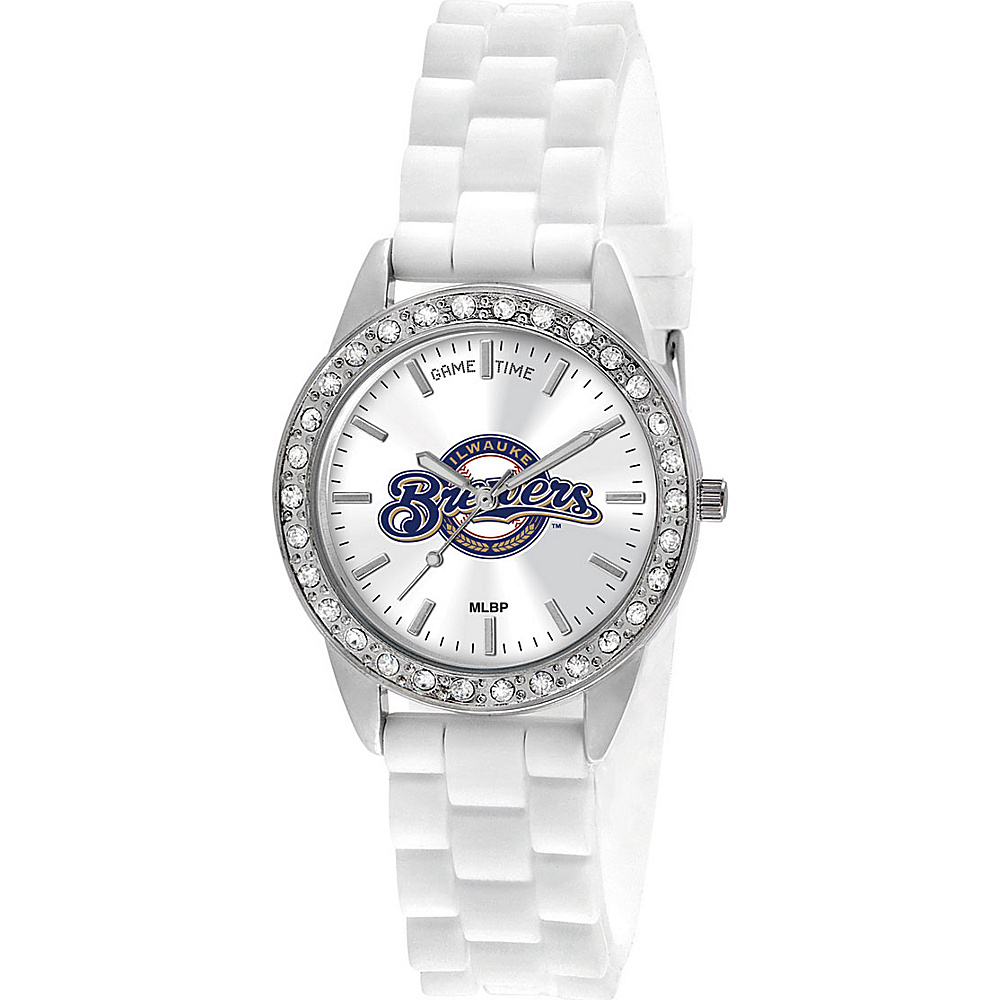 Game Time Frost-MLB Milwaukee Brewers - Game Time Watches - Fashion Accessories, Watches