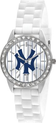 Game Time Frost-MLB New York Yankees  inchNY inch Logo - Game Time Watches