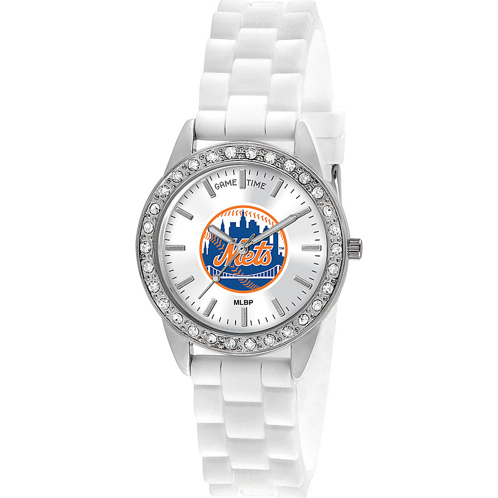 Game Time Frost-MLB New York Mets - Game Time Watches - Fashion Accessories, Watches