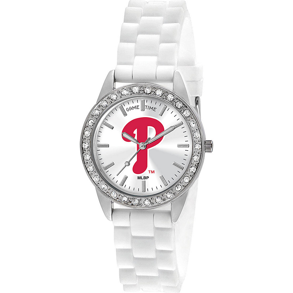 Game Time Frost-MLB Philadelphia Phillies - Game Time Watches - Fashion Accessories, Watches