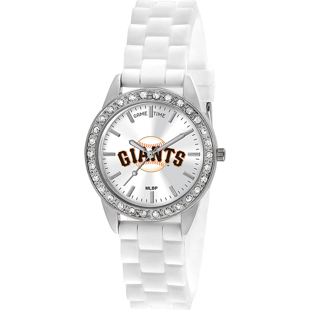 Game Time Frost-MLB San Francisco Giants - Game Time Watches - Fashion Accessories, Watches