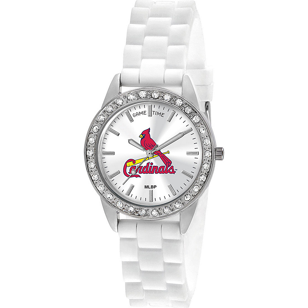 Game Time Frost-MLB St. Louis Cardinals - Game Time Watches - Fashion Accessories, Watches