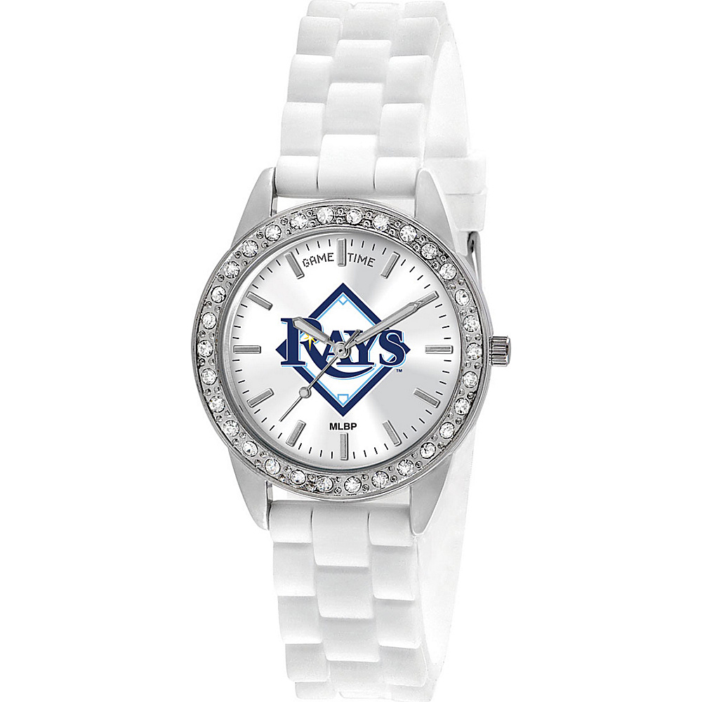 Game Time Frost-MLB Tampa Bay Rays - Game Time Watches - Fashion Accessories, Watches