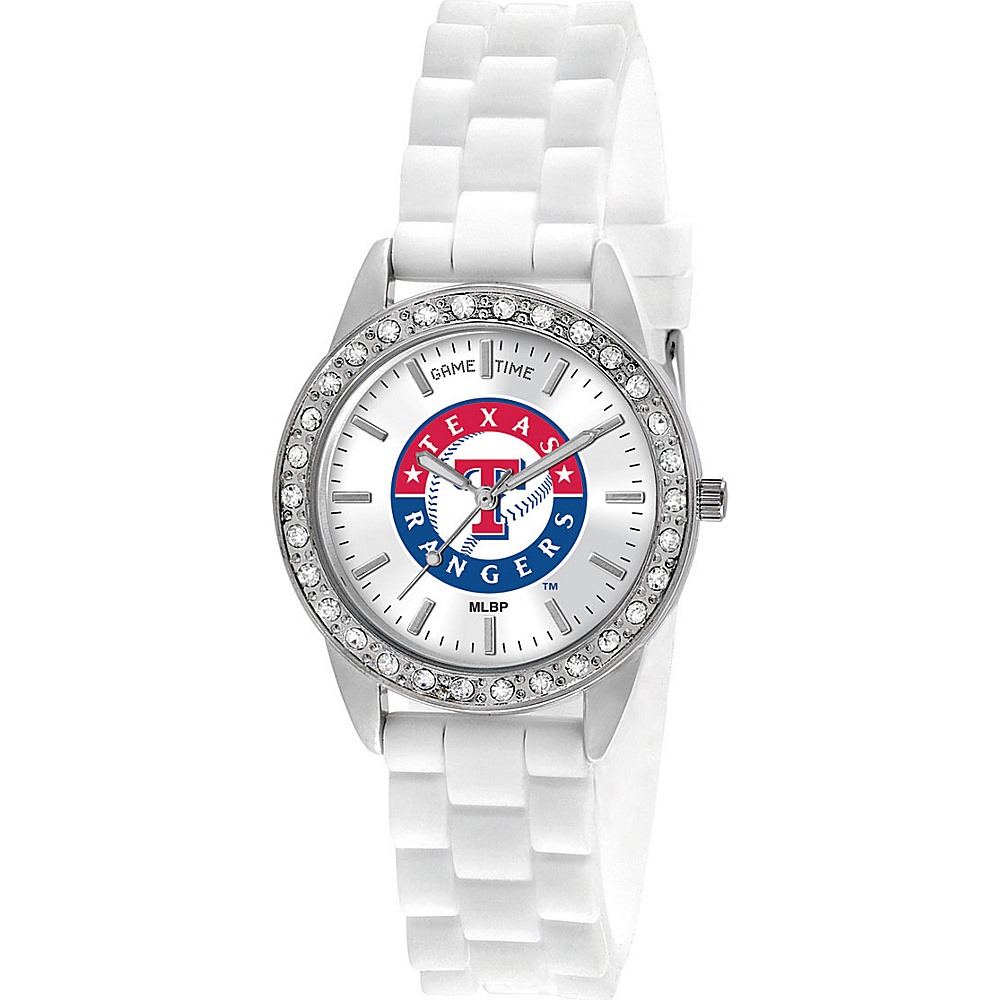 Game Time Frost-MLB Texas Rangers - Game Time Watches - Fashion Accessories, Watches