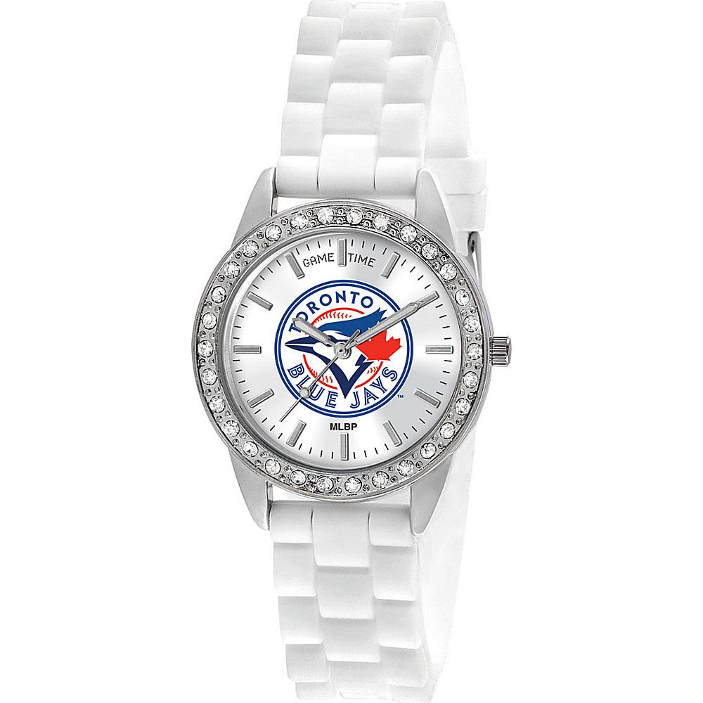 Game Time Frost-MLB Toronto Blue Jays - Game Time Watches - Fashion Accessories, Watches