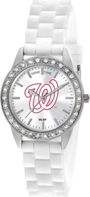 Game Time Frost-MLB Washington Nationals - Game Time Watches