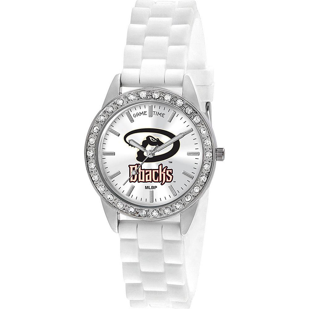 Game Time Frost-MLB Arizona Diamondbacks - Game Time Watches - Fashion Accessories, Watches