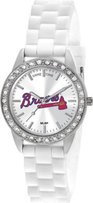 Game Time Frost-MLB Atlanta Braves - Game Time Watches