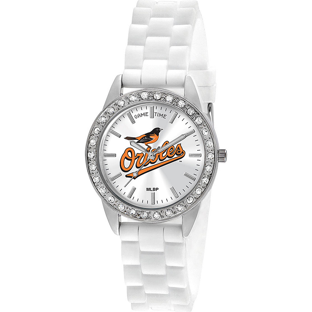 Game Time Frost-MLB Baltimore Orioles - Game Time Watches - Fashion Accessories, Watches