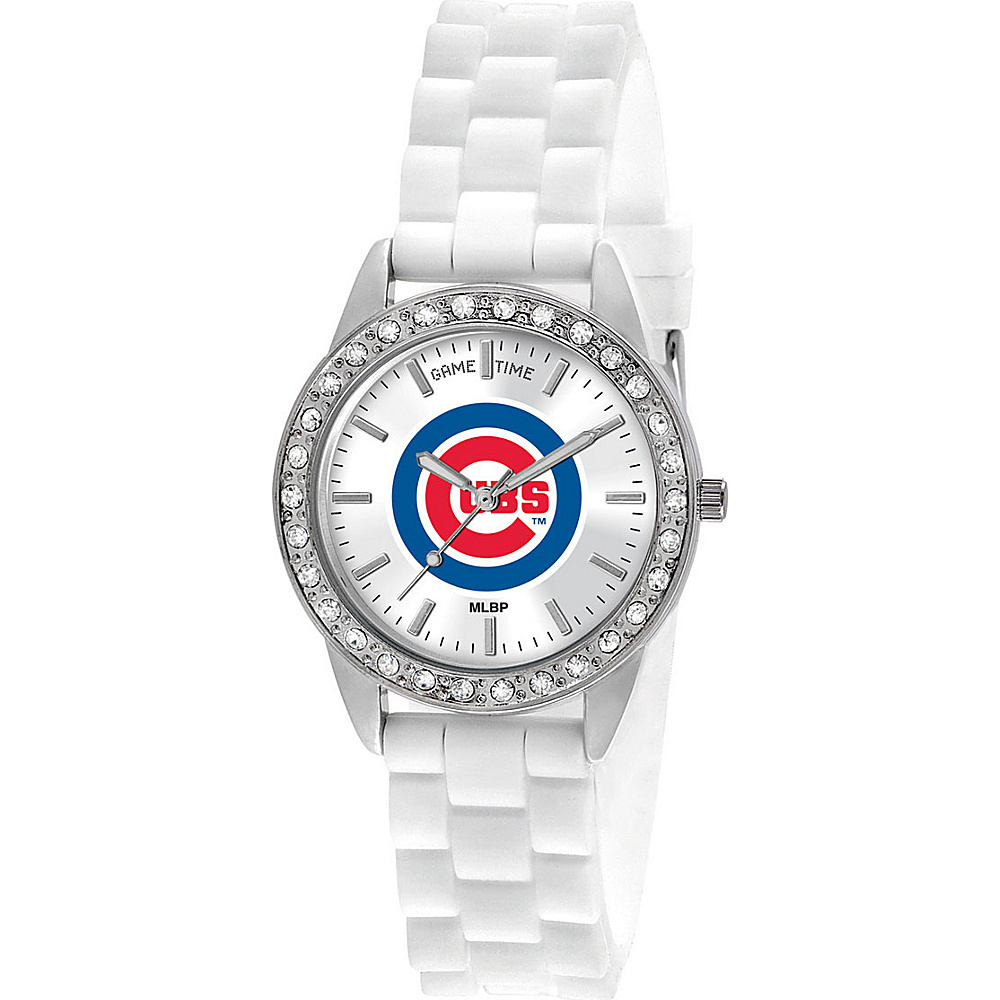 Game Time Frost-MLB Chicago Cubs - Game Time Watches - Fashion Accessories, Watches