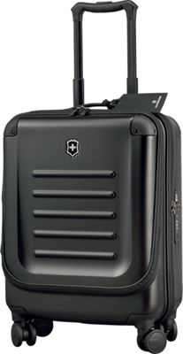 Victorinox Spectra 2.0 Dual-Access Global Carry-On Black - Victorinox Kids' Luggage