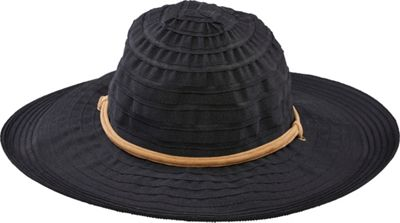 San Diego Hat Chin Cord Ribbon Floppy One Size - Black - San Diego Hat Hats/Gloves/Scarves