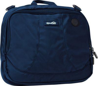 Genius Pack High Altitude Flight Bag Navy - Genius Pack Travel Organizers