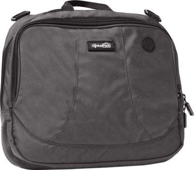 Genius Pack High Altitude Flight Bag Titanium - Genius Pack Travel Organizers