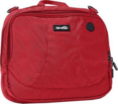 Genius Pack High Altitude Flight Bag Red - Genius Pack Travel Organizers