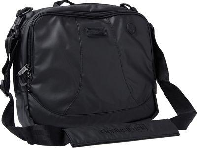 Genius Pack High Altitude Flight Bag Jet Black - Genius Pack Travel Organizers