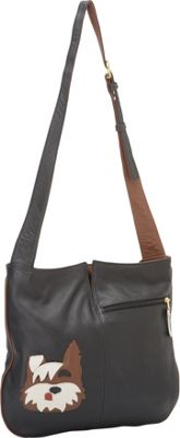 J. P. Ourse & Cie. Park Avenue Shoulder Bag Scruffy - J. P. Ourse & Cie. Leather Handbags