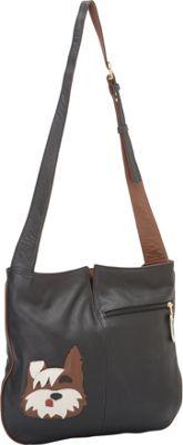 J. P. Ourse & Cie. Park Avenue Shoulder Bag Scruffy - J. P. Ourse & Cie. Leather Handbags