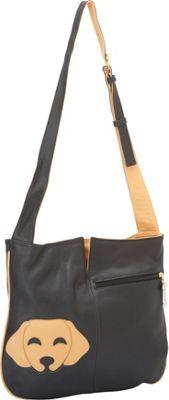 J. P. Ourse & Cie. Park Avenue Shoulder Bag Labrador - J. P. Ourse & Cie. Leather Handbags