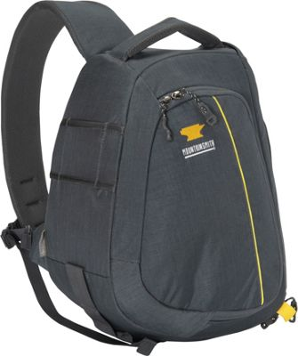 Mountainsmith Descent Camera Sling Pack Anvil Grey - Mountainsmith Camera Accessories