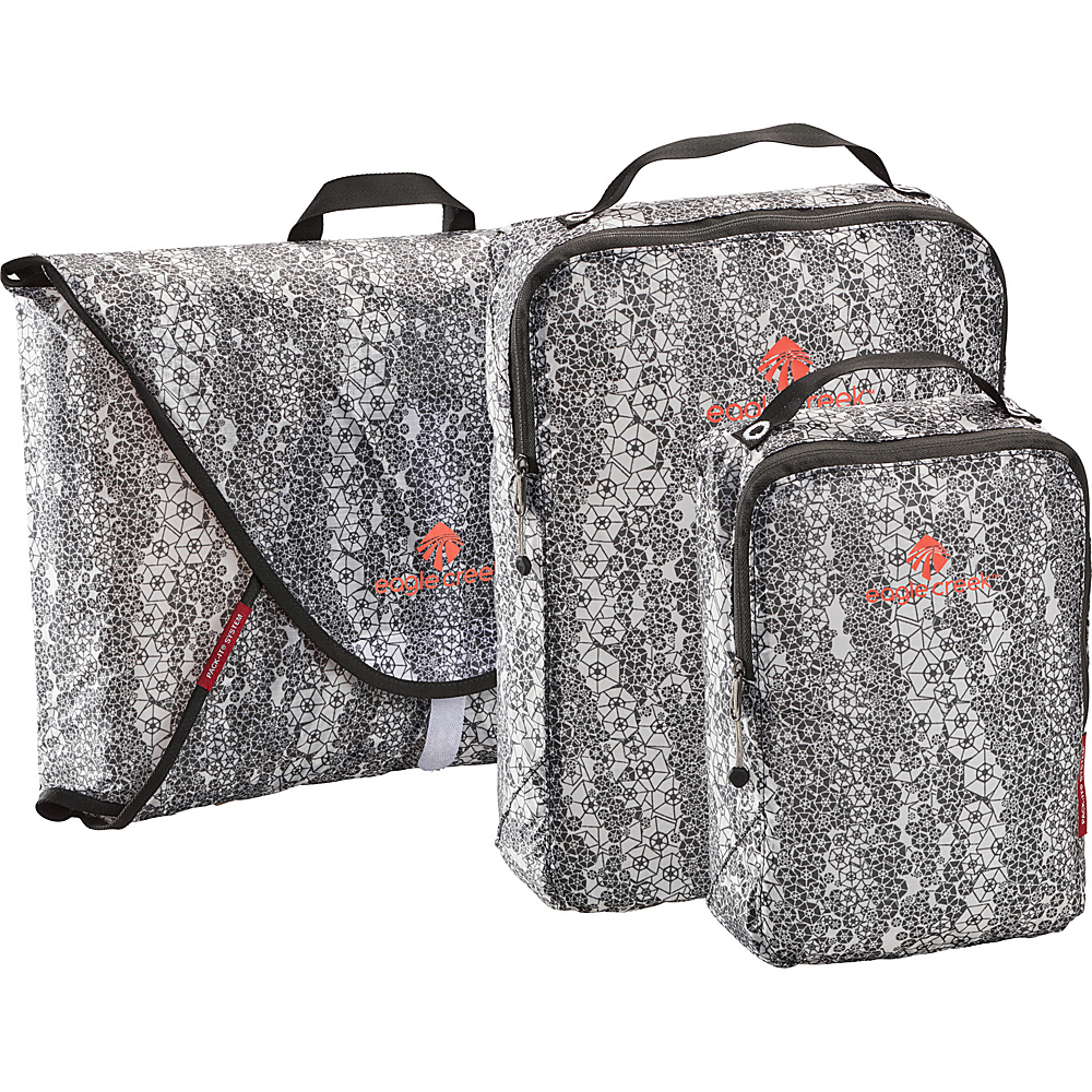 Eagle Creek Pack-It Specter 3-Piece Starter Set Hexagami - Eagle Creek Luggage Accessories - Travel Accessories, Luggage Accessories