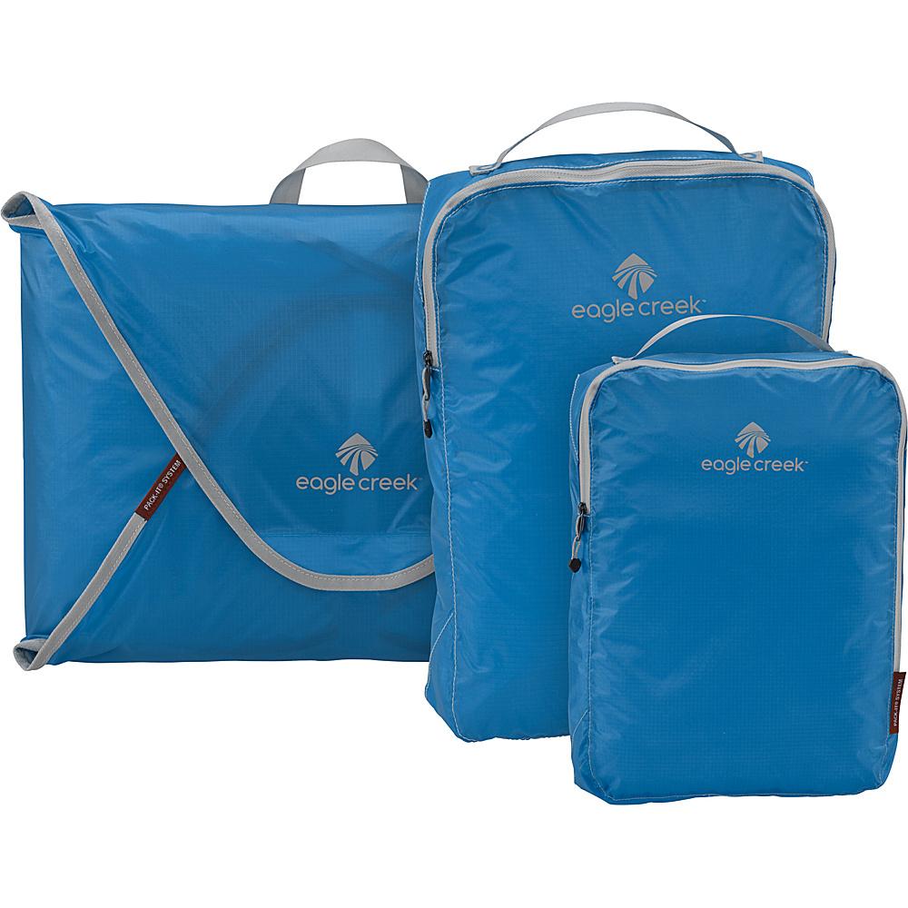 Eagle Creek Pack-It Specter 3-Piece Starter Set Brilliant Blue - Eagle Creek Luggage Accessories - Travel Accessories, Luggage Accessories