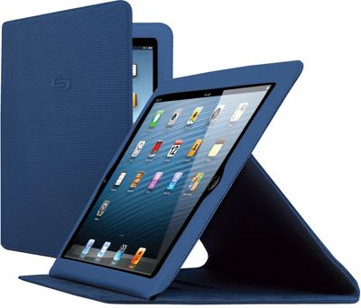 SOLO Network Slim Case for iPad Air Black - SOLO Electronic Cases