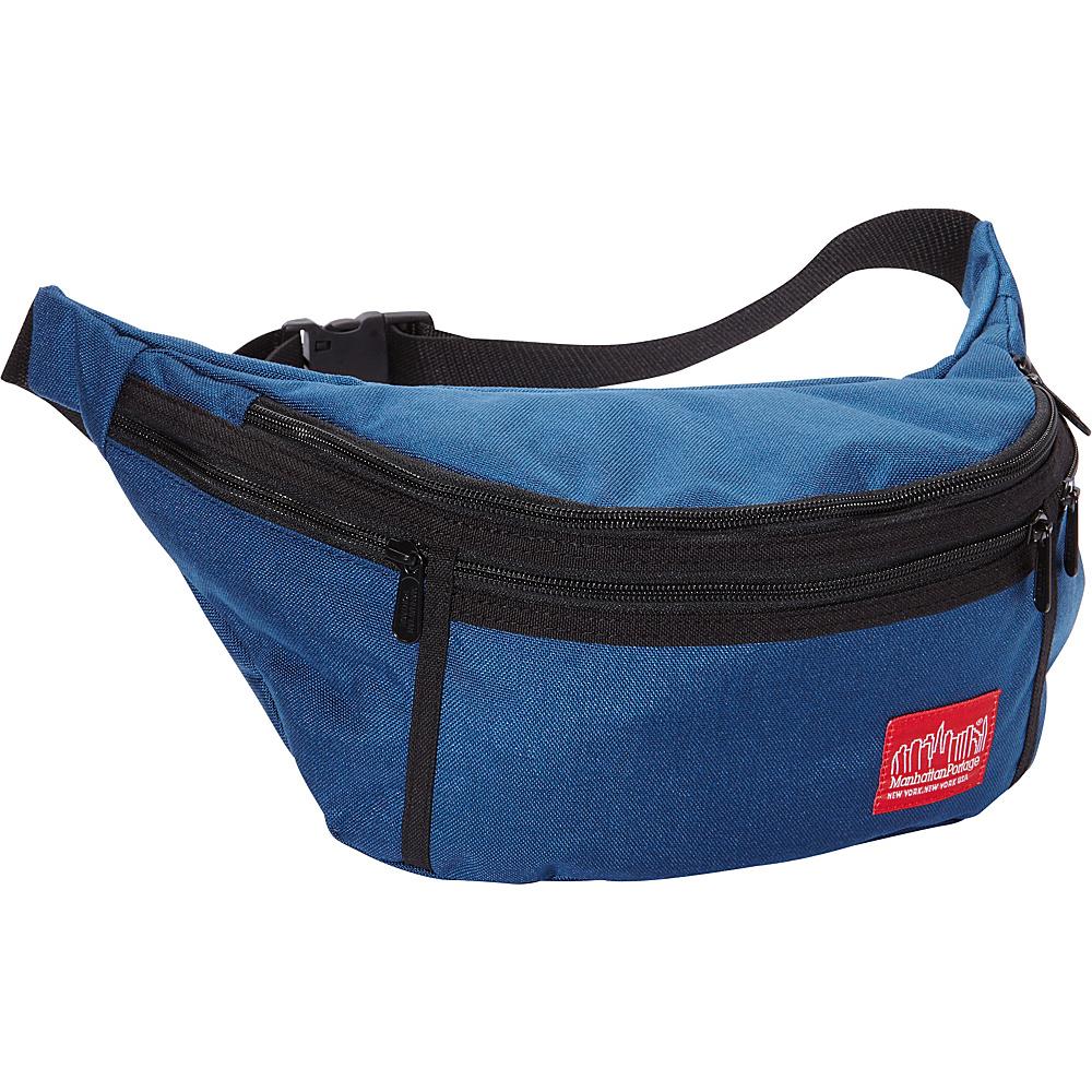 Manhattan Portage Alleycat Waist Bag (LG) Navy - Manhattan Portage Waist Packs - Backpacks, Waist Packs