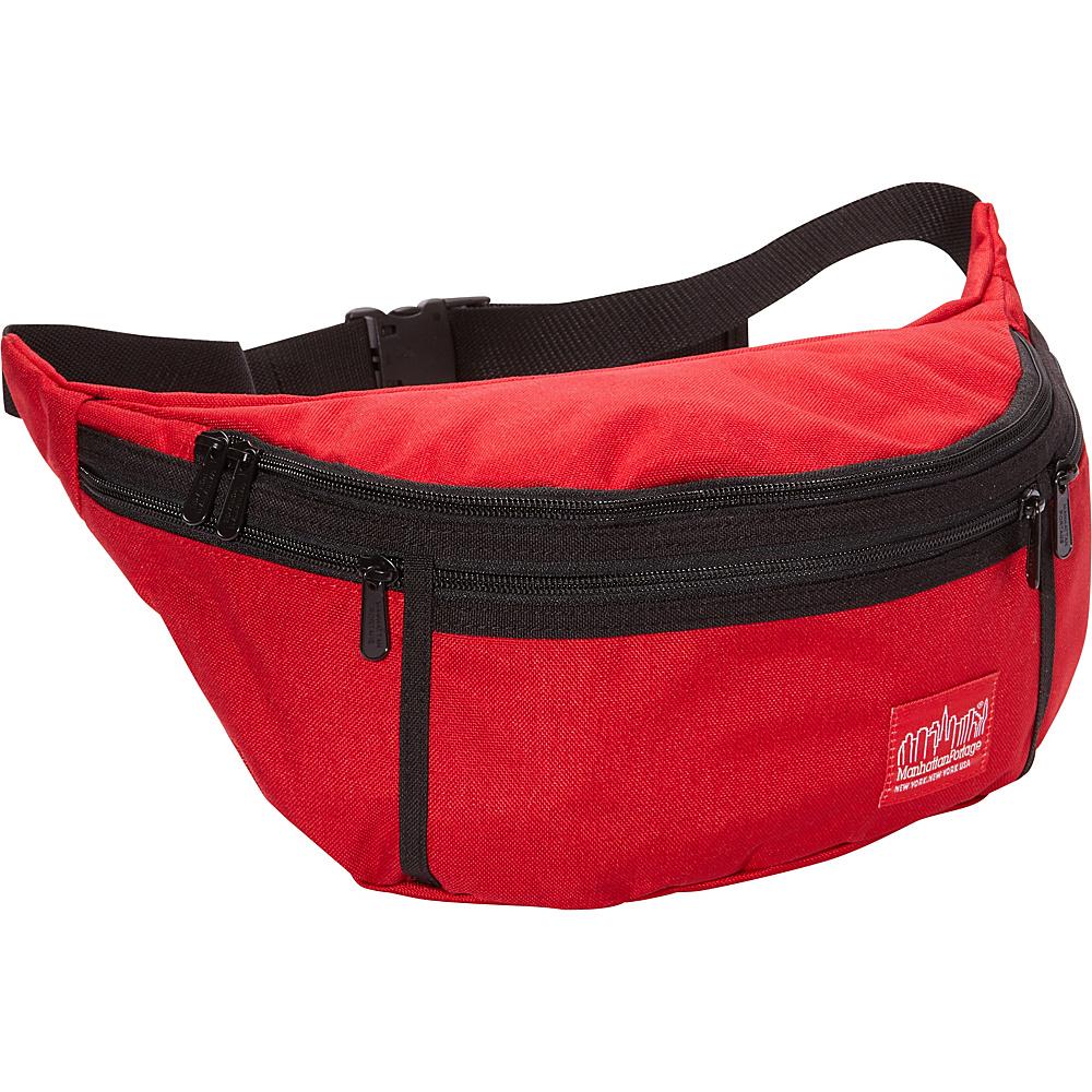 Manhattan Portage Alleycat Waist Bag (LG) Red - Manhattan Portage Waist Packs - Backpacks, Waist Packs