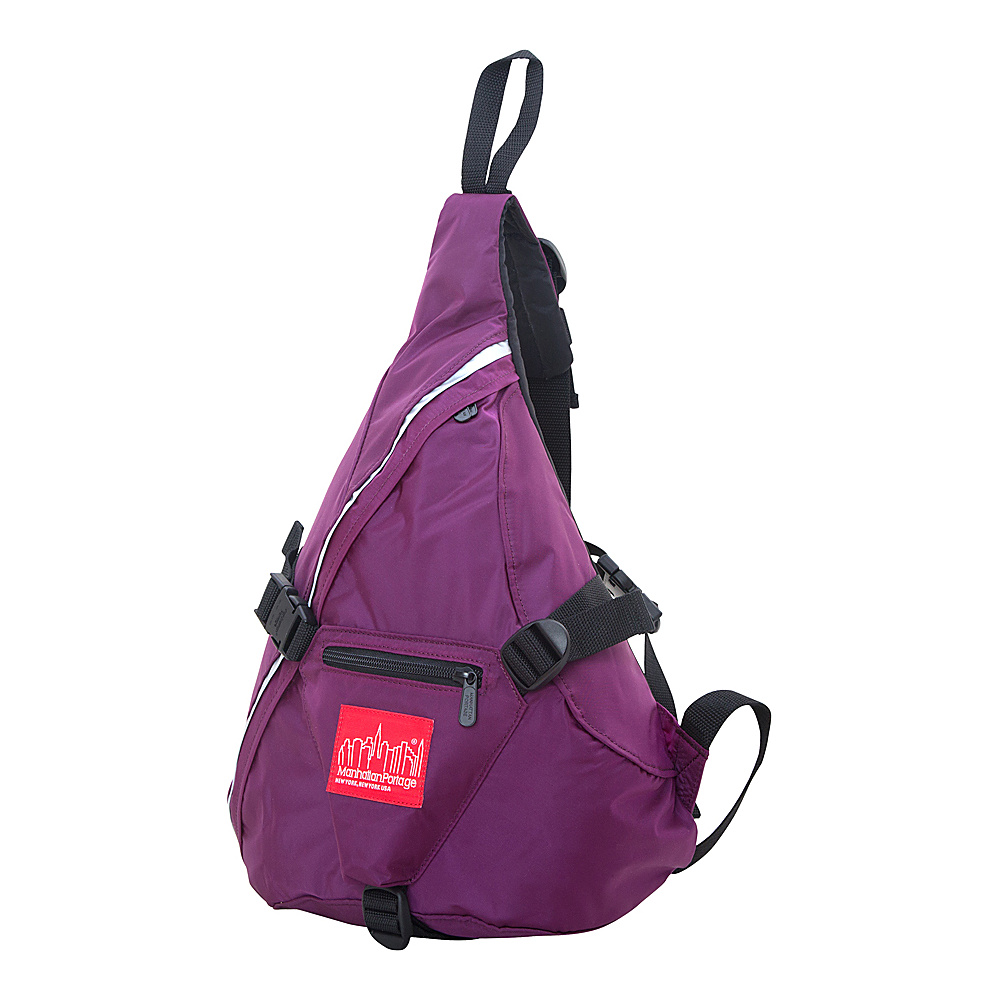 Manhattan Portage CORDURA Lite J-Bag (SM) Purple - Manhattan Portage Everyday Backpacks - Backpacks, Everyday Backpacks