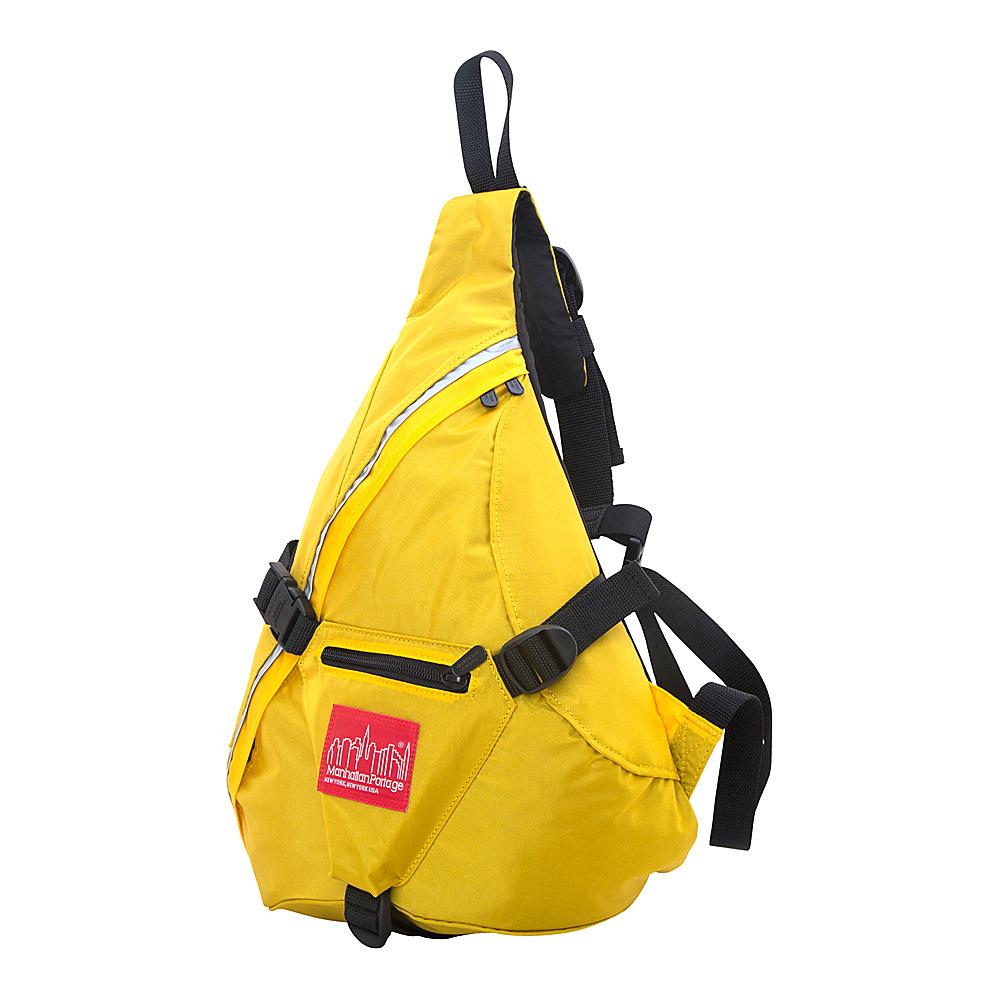 Manhattan Portage CORDURA Lite J-Bag (SM) Yellow - Manhattan Portage Everyday Backpacks - Backpacks, Everyday Backpacks