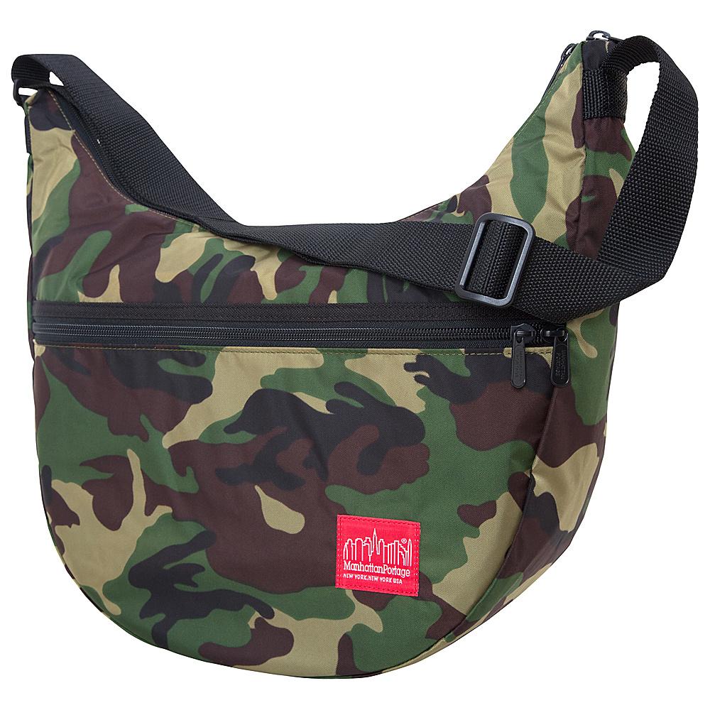 Manhattan Portage CORDURA Lite Nolita Shoulder Bag Camouflage - Manhattan Portage Manmade Handbags - Handbags, Manmade Handbags