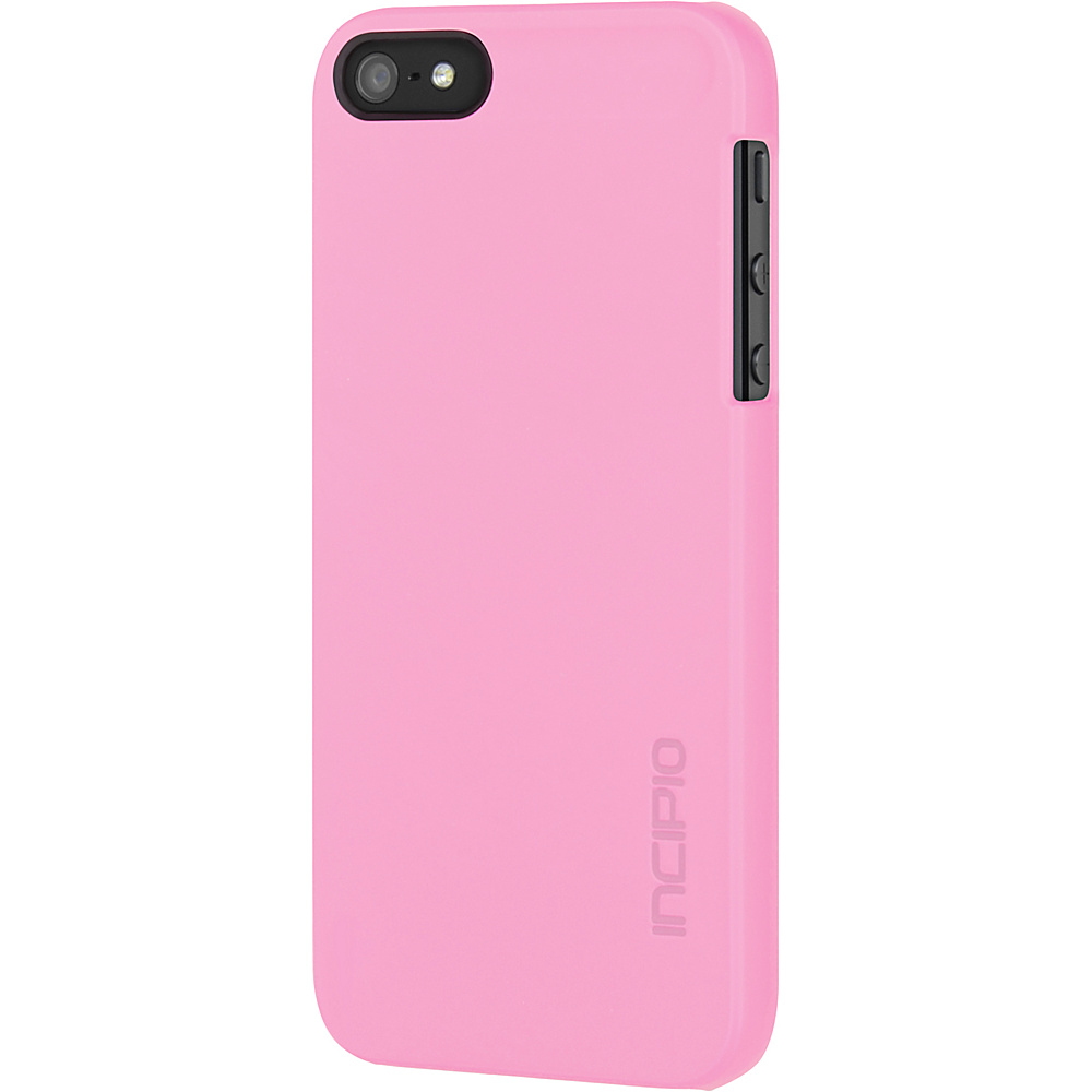 Incipio Feather for iPhone SE/5/5S Pink/Pink - Incipio Electronic Cases - Technology, Electronic Cases