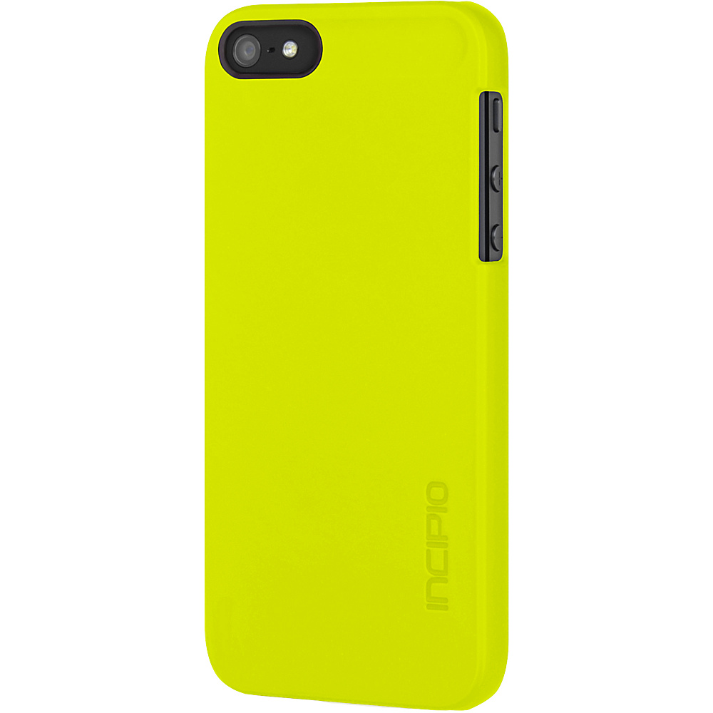 Incipio Feather for iPhone SE/5/5S Lime Green - Incipio Electronic Cases - Technology, Electronic Cases