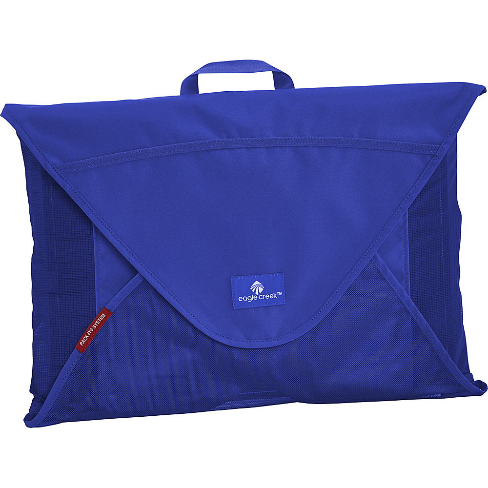 Eagle Creek Pack-It Garment Folder Medium Blue Sea - Eagle Creek Travel Organizers - Travel Accessories, Travel Organizers