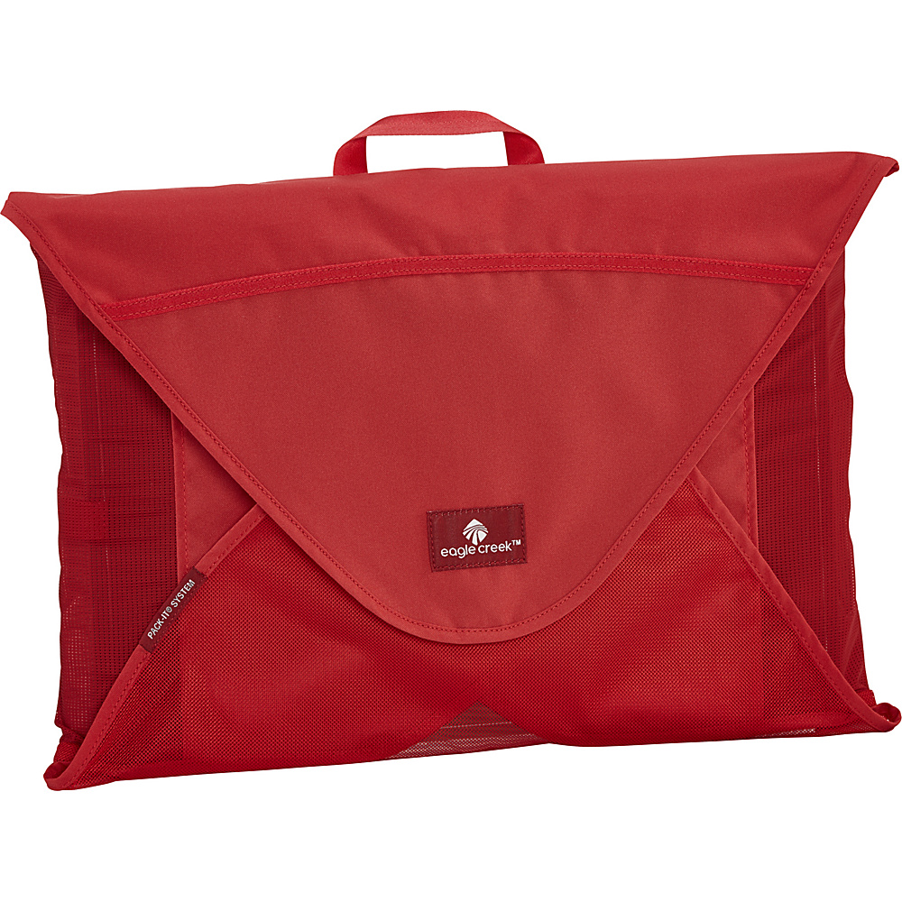 Eagle Creek Pack-It Garment Folder Medium Red Fire - Eagle Creek Travel Organizers - Travel Accessories, Travel Organizers