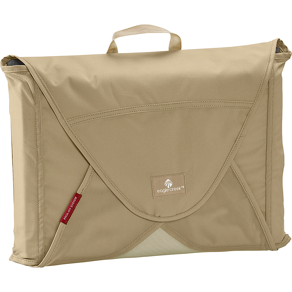 Eagle Creek Pack-It Garment Folder Medium Tan - Eagle Creek Travel Organizers - Travel Accessories, Travel Organizers