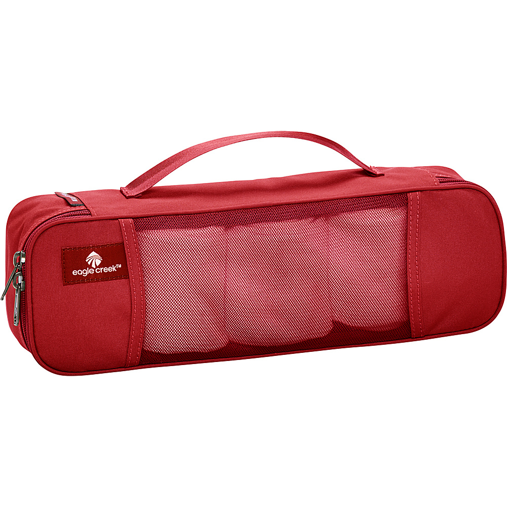 Eagle Creek Pack-It Tube Cube Red Fire - Eagle Creek Travel Organizers - Travel Accessories, Travel Organizers