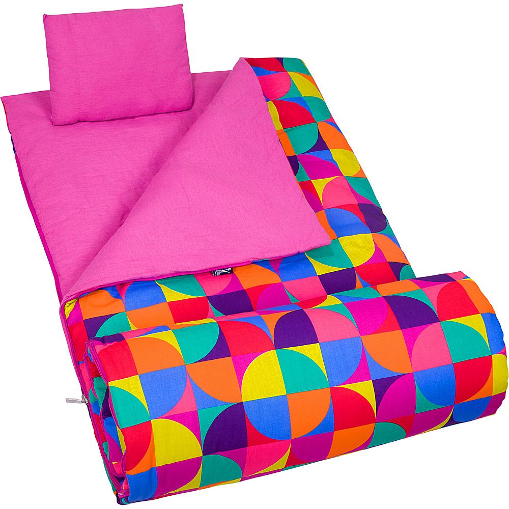 Wildkin Pinwheel Sleeping Bag Pinwheel Wildkin Travel Pillows Blankets