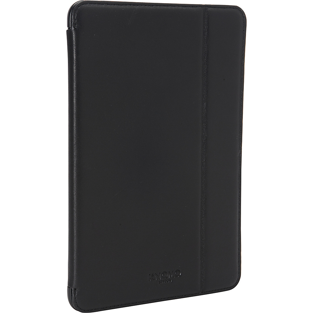KNOMO London iPad Mini Retina Folio Black KNOMO London Electronic Cases
