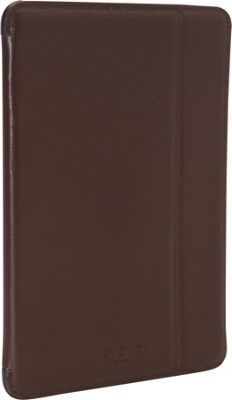KNOMO London KNOMO London iPad Mini Retina Folio Brown - KNOMO London Electronic Cases