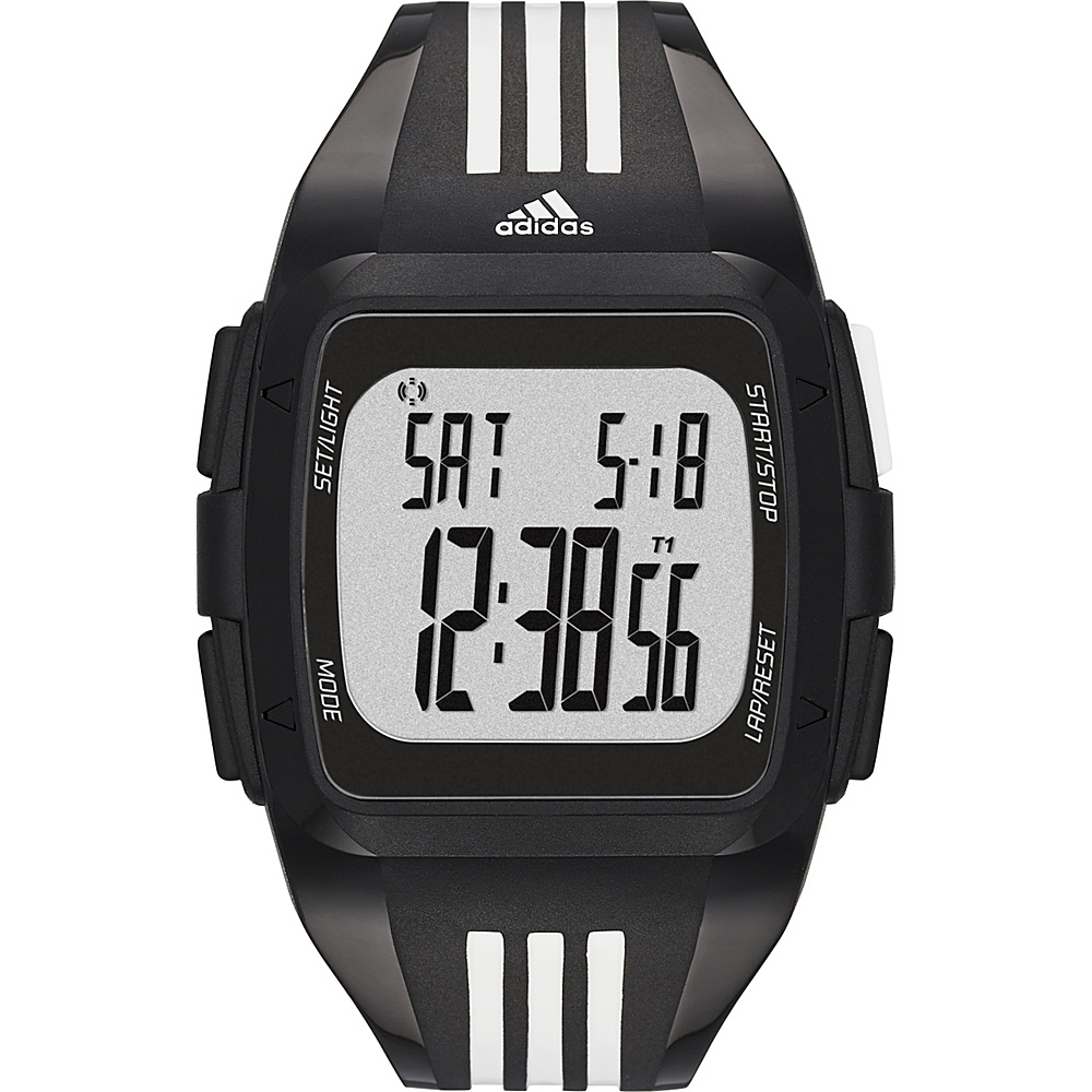 adidas watches Duramo Men's Watch Black with Grey - adidas watches Watches