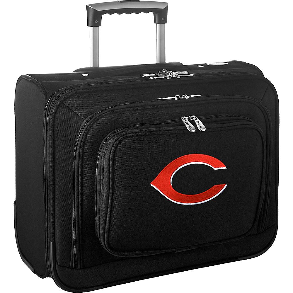 Denco Sports Luggage MLB 14 Laptop Overnighter Cincinnati Reds - Denco Sports Luggage Wheeled Business Cases - Work Bags & Briefcases, Wheeled Business Cases