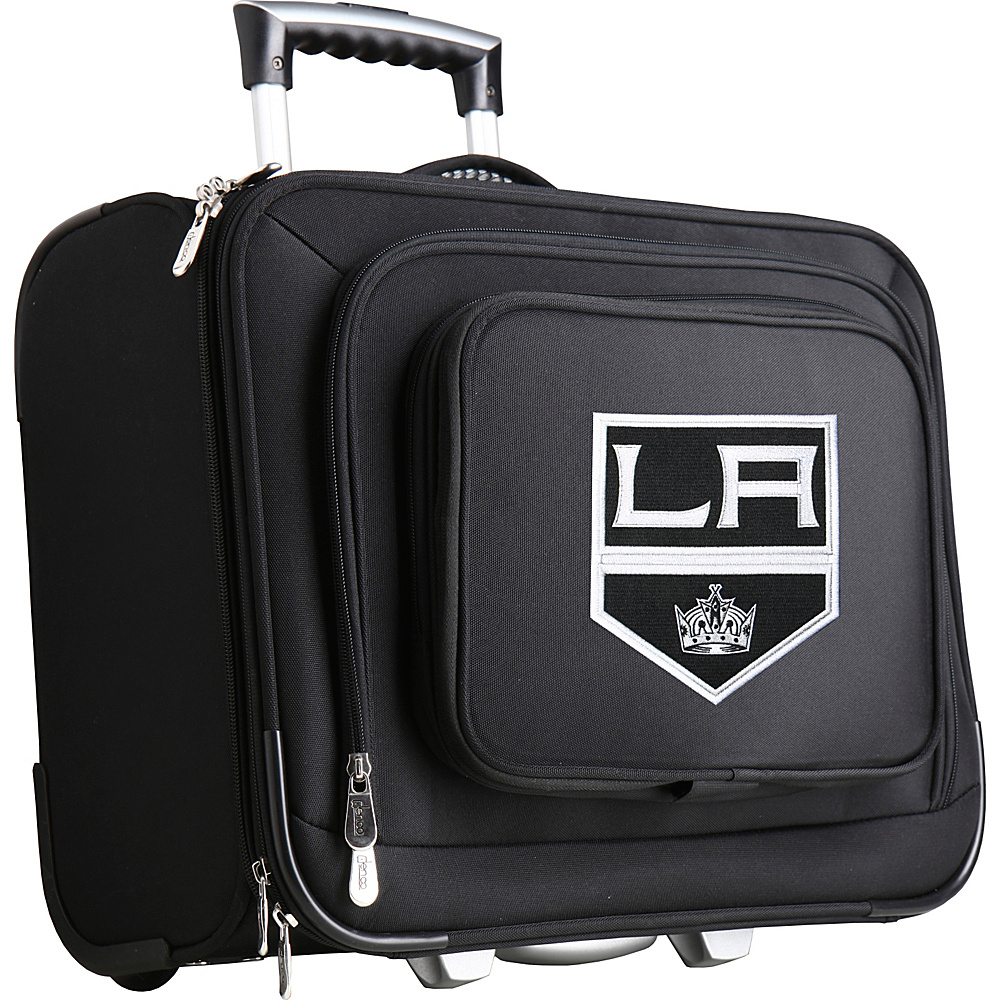 Denco Sports Luggage NHL 14 Laptop Overnighter Los Angeles Kings - Denco Sports Luggage Wheeled Business Cases - Work Bags & Briefcases, Wheeled Business Cases