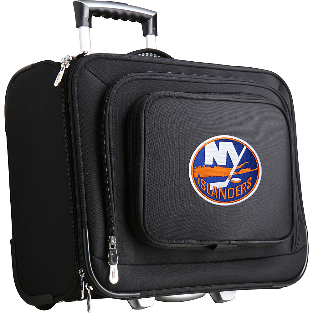 Denco Sports Luggage NHL 14 Laptop Overnighter New York Islanders - Denco Sports Luggage Wheeled Business Cases - Work Bags & Briefcases, Wheeled Business Cases