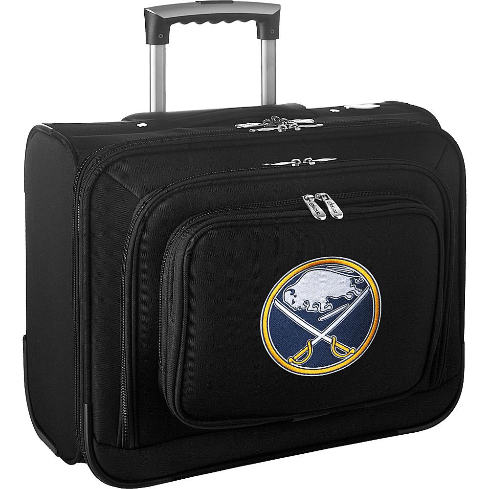 Denco Sports Luggage NHL 14 Laptop Overnighter Buffalo Sabres - Denco Sports Luggage Wheeled Business Cases - Work Bags & Briefcases, Wheeled Business Cases