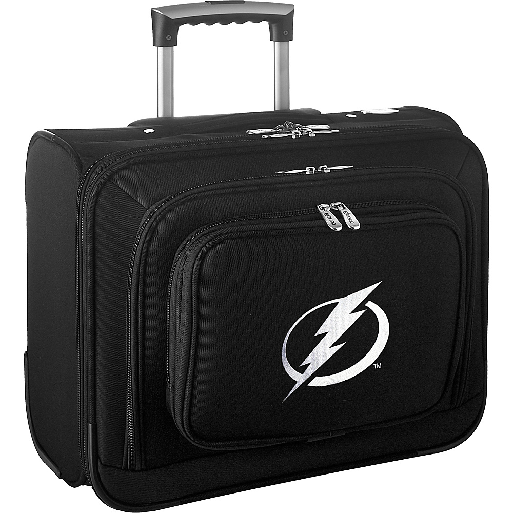 Denco Sports Luggage NHL 14 Laptop Overnighter Tampa Bay Lightning - Denco Sports Luggage Wheeled Business Cases - Work Bags & Briefcases, Wheeled Business Cases
